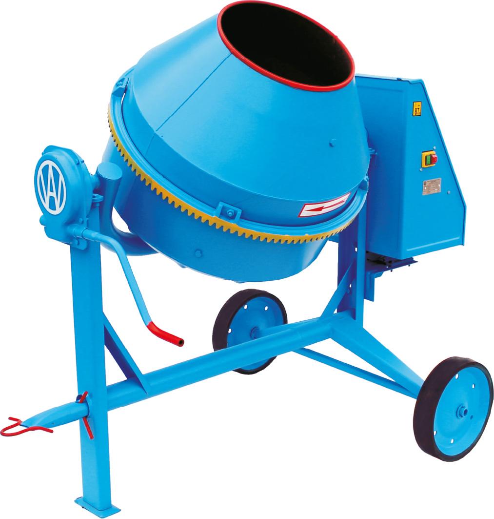 Concrete mixer BWA 150/230V