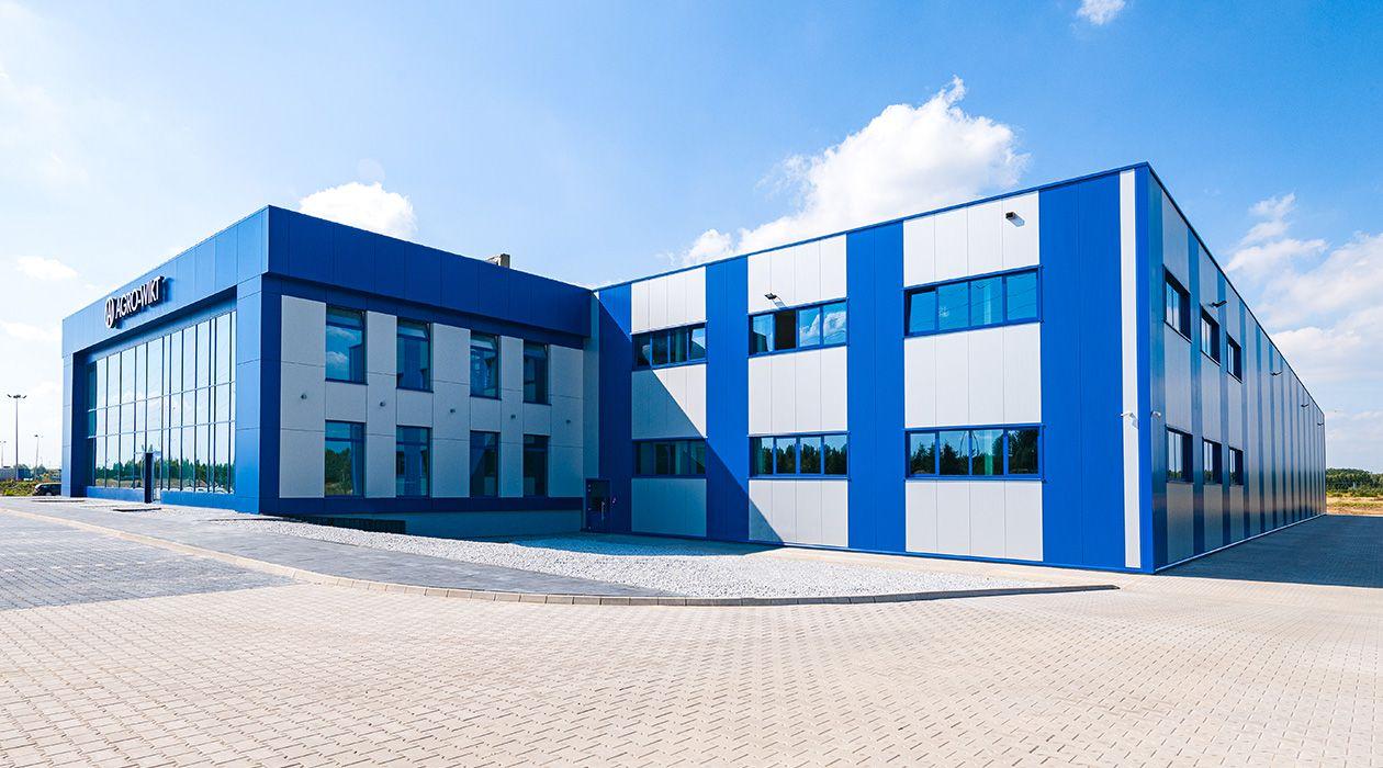 Fabryka betoniarek i lemieszy 2