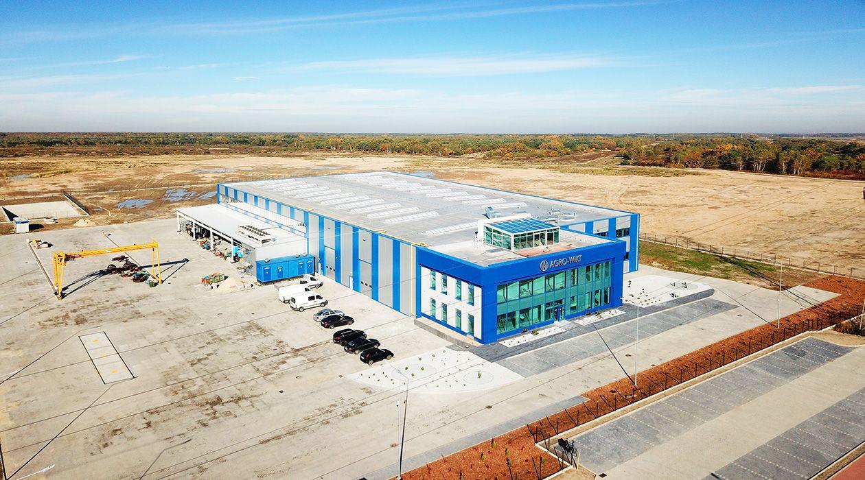 Fabryka betoniarek i lemieszy 4